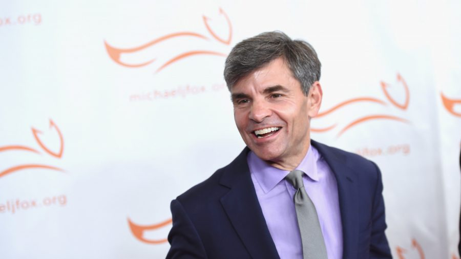 ABC's George Stephanopoulos on Attending Jeffrey Epstein Dinner: 'It Was a Mistake'