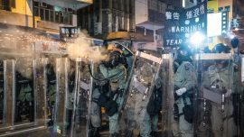 Amnesty International Condemns Police Aggression in Hong Kong Protests