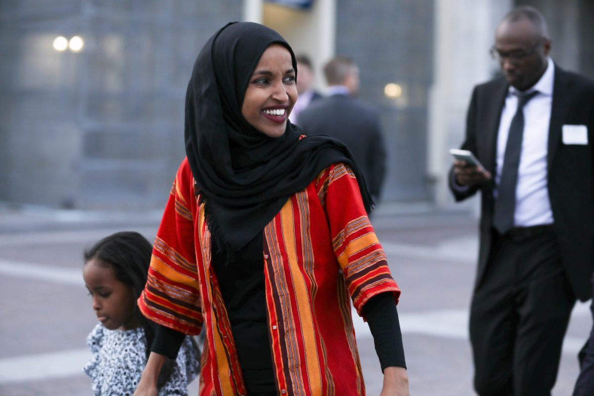 ilhan omar in washington