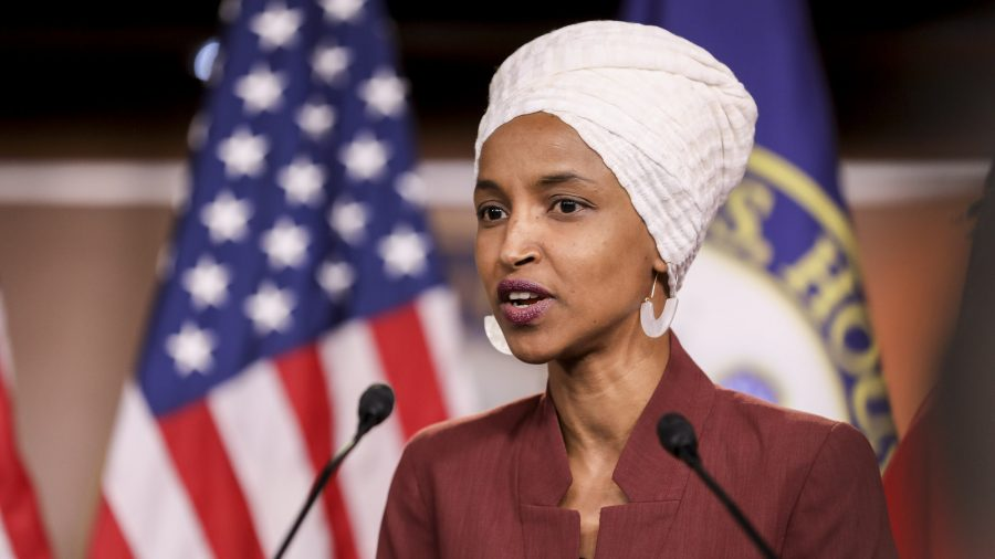 Ilhan Omar Separated From Husband With Plans to Divorce Amid Allegations of Marriage Fraud: Report