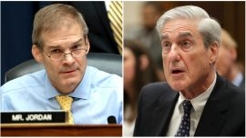 Jim Jordan to Mueller: 'Maybe a Better Course of Action Is to Figure out How the False Accusations Started'