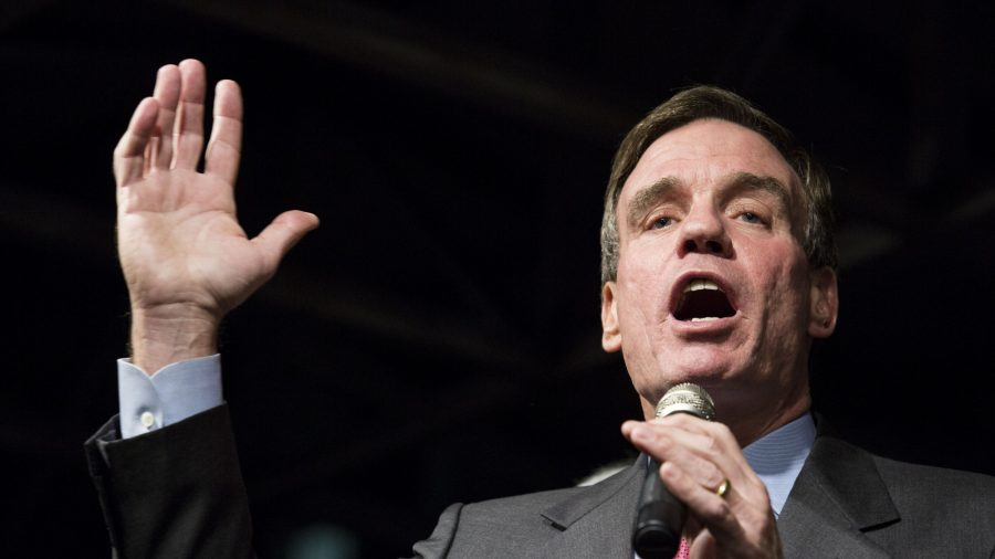 Mark Warner, Democrat Senator Who Narrowly Won in 2014, Faces Challenge From Former Navy SEAL