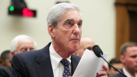 Justice Department Appeals Order to Turn Over Unredacted Mueller Report