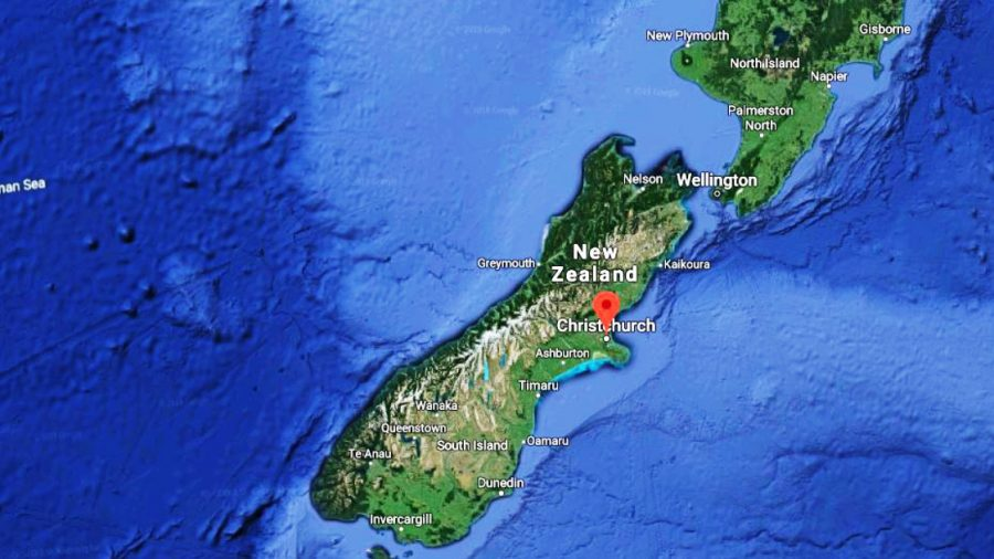 Gas Explosion Injures Several People in New Zealand