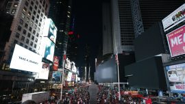 New York City Power Restored Hours After Outage