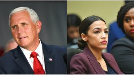 VP Pence Calls out Ocasio-Cortez for Comparing US Border Facilities to Concentration Camp