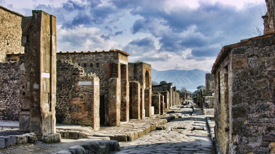 Archaeologists Warn of Unexploded Bombs in Pompeii Ruins