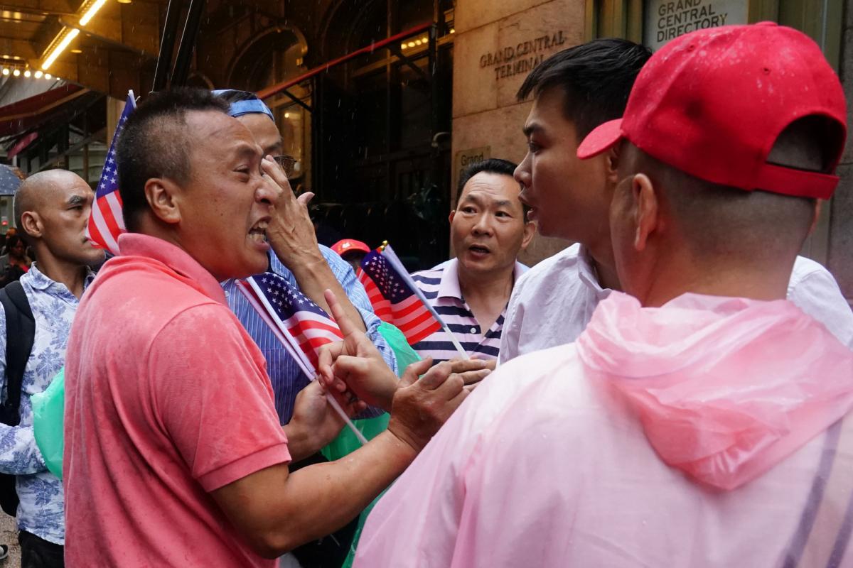 Tsai Ing-wen New York visit