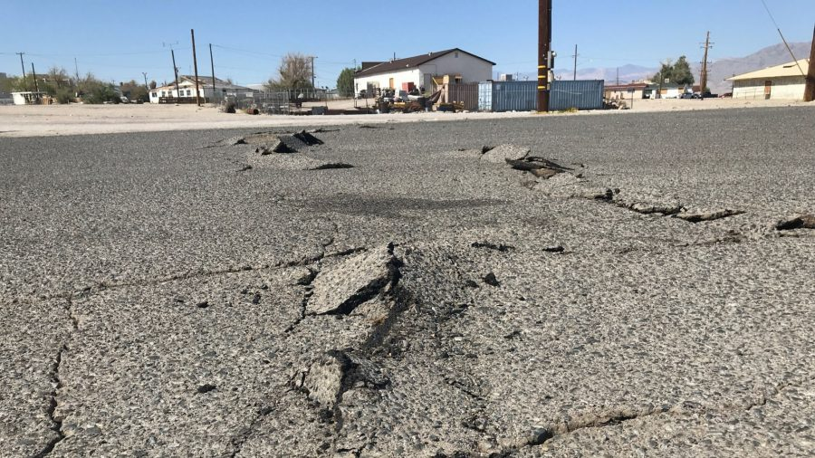 Nevada Rattled by Magnitude 6.4 Earthquake