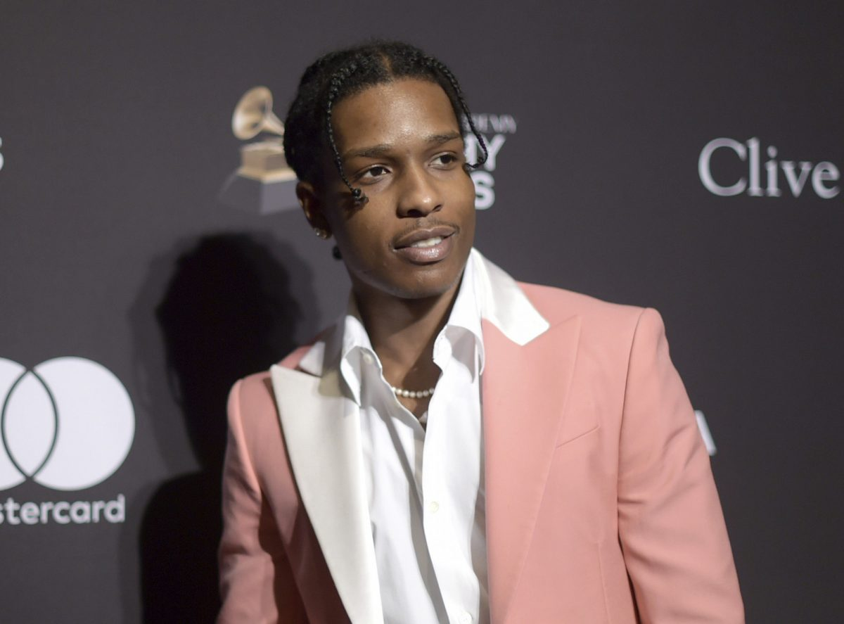 US President Donald Trump slams Sweden over A$AP Rocky charge