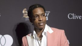 A$AP Rocky, Companions Charged; Will Stay in Swedish Prison Until Trial