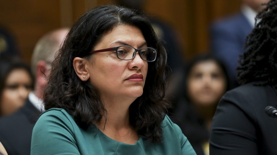 Donor to Rep. Rashida Tlaib Has Been Dead for Over 10 Years