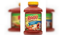 Ragu Pasta Sauces Recalled Due to Plastic Threat