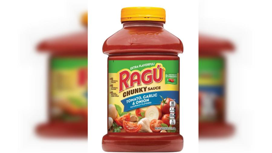 Ragu Pasta Sauces Recalled Due to Plastic Threat
