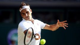 Roger Federer Holds Off Rafael Nadal to Reach Wimbledon Final