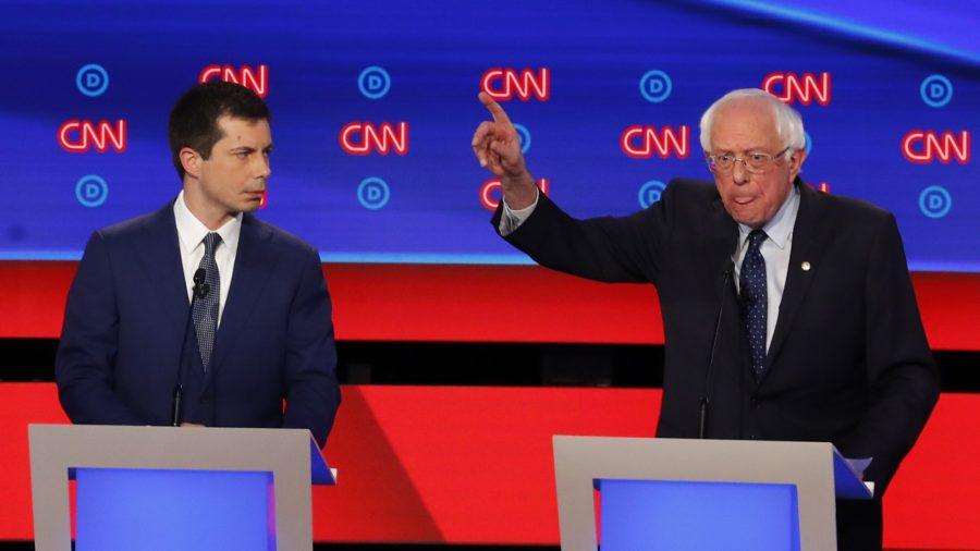 Bernie Sanders Says at Debate That Healthcare Plan Would Cover Illegal Immigrants