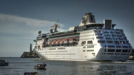 Another Royal Caribbean Ship Cancels Stop in Puerto Rico Due to Protests Against Governor