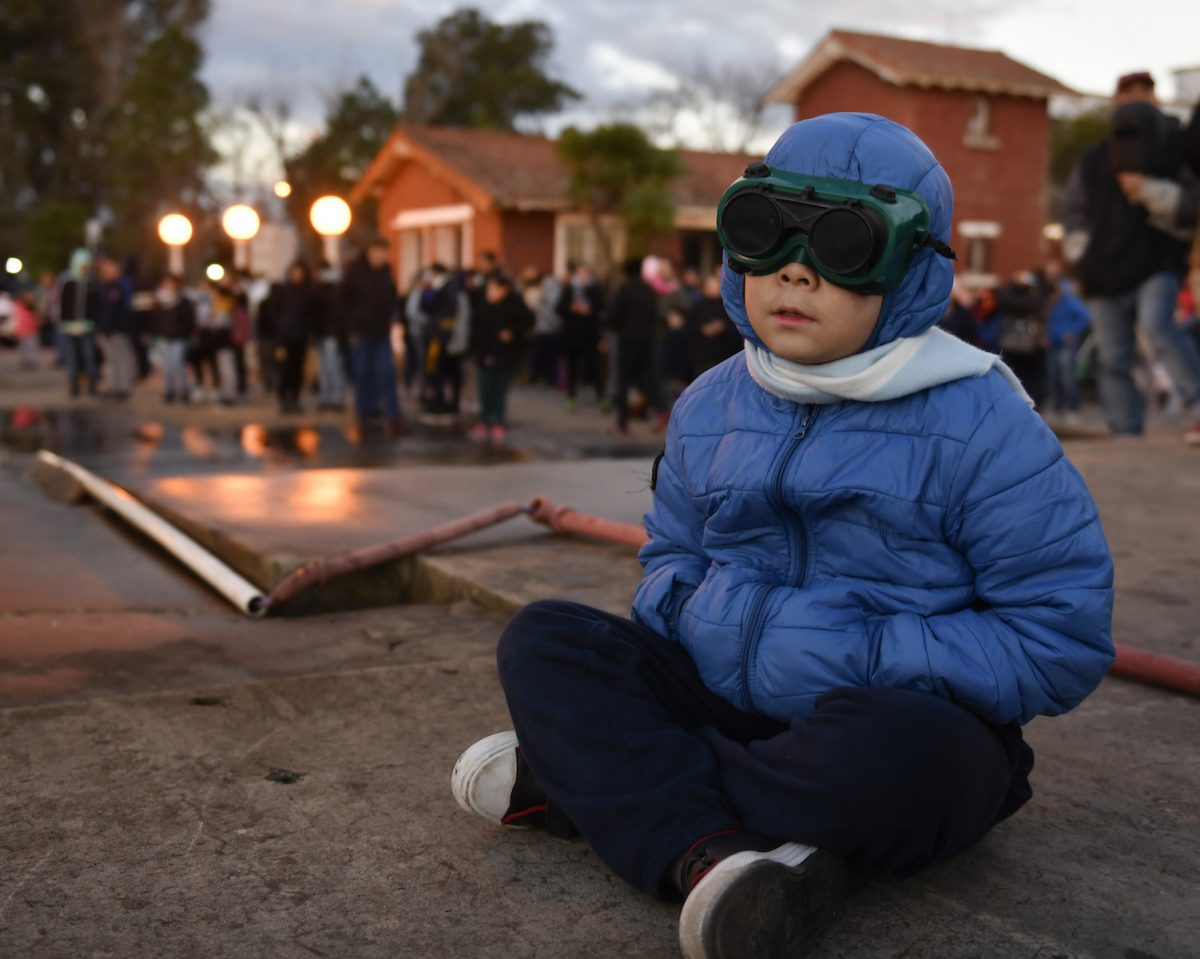 Argentina Solar Eclipse