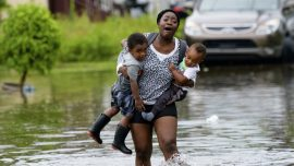 Flooding Swamps New Orleans; Possible Hurricane Coming Next