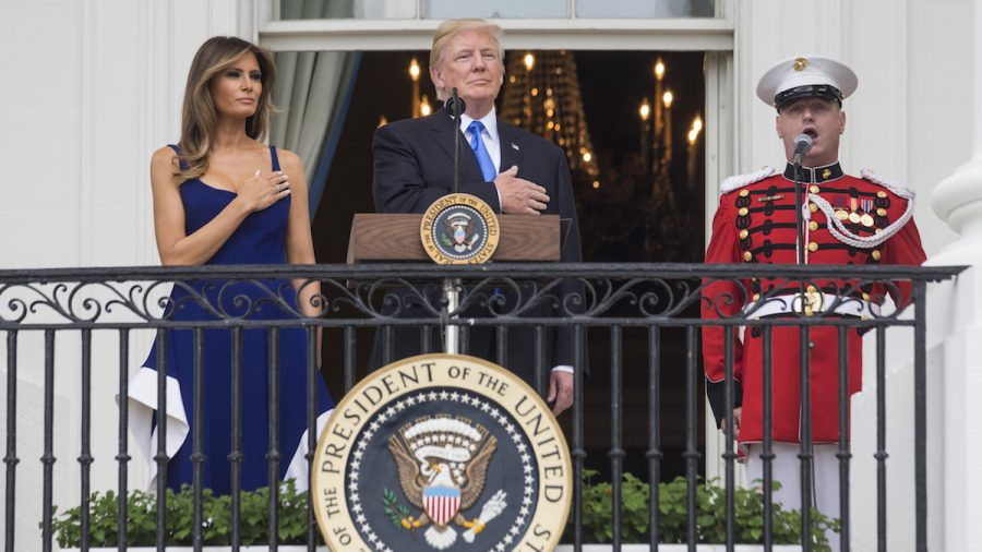Donald Trump's military-style 4th of July parade in Washington