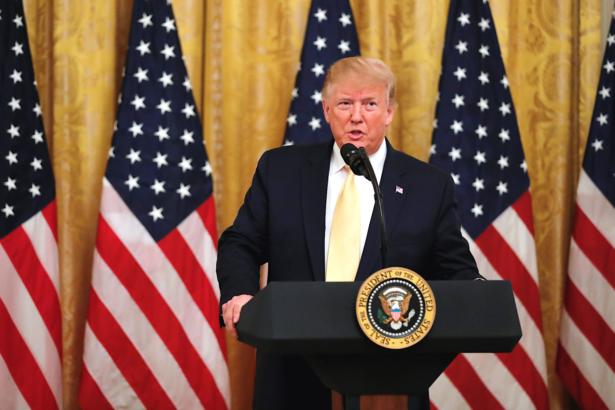 Trump Decries Censorship at Social Media Summit With Conservative Creators