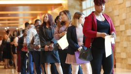 Labor Market Bounces Back With 224,000 More Jobs in June
