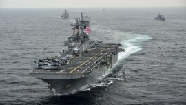 New US Navy Fleet Created to Confront Russia Is Fully Operational