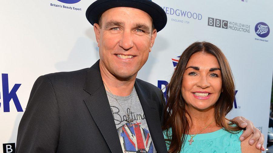 Vinnie Jones's Wife Tanya Jones Dies at 53 After Battling Cancer