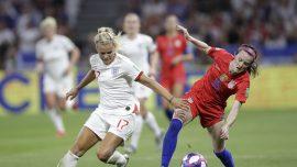 Trump Sending Officials to Women's World Cup Final