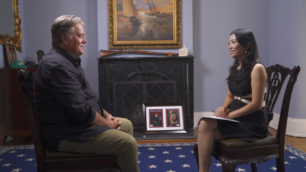Steve Bannon: If There Is Another Tiananmen in Hong Kong, the CCP Will Collapse