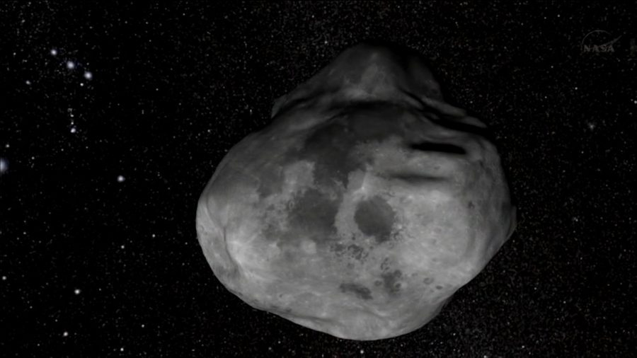 An Asteroid Bigger Than the Empire State Building Is Passing by Earth Next Week