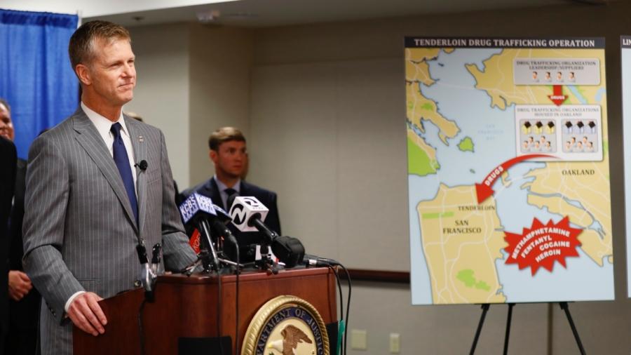 Attorney Announces Crackdown in Crime-Ridden Tenderloin, San Francisco