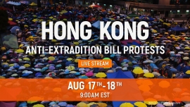 Hong Kong Protesters Hoping For a Record Turnout This Weekend, Events to be Live-Streamed on Epoch Times Website
