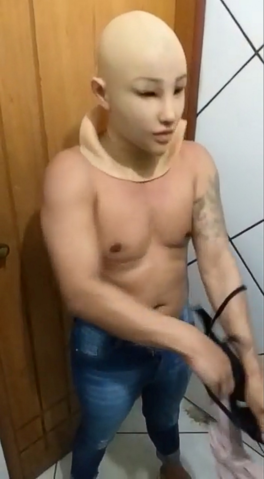 brazil inmate
