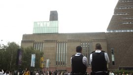 Teen Charged With Murder After 6-Year-Old Thrown From 10th Floor of Tate Modern Museum