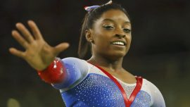 Brother of Olympic Gold Medalist Simone Biles Charged With Triple Murder