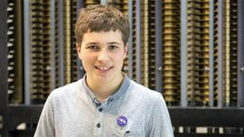 Teen's Water Pollution Removal Idea Wins Google Science Fair
