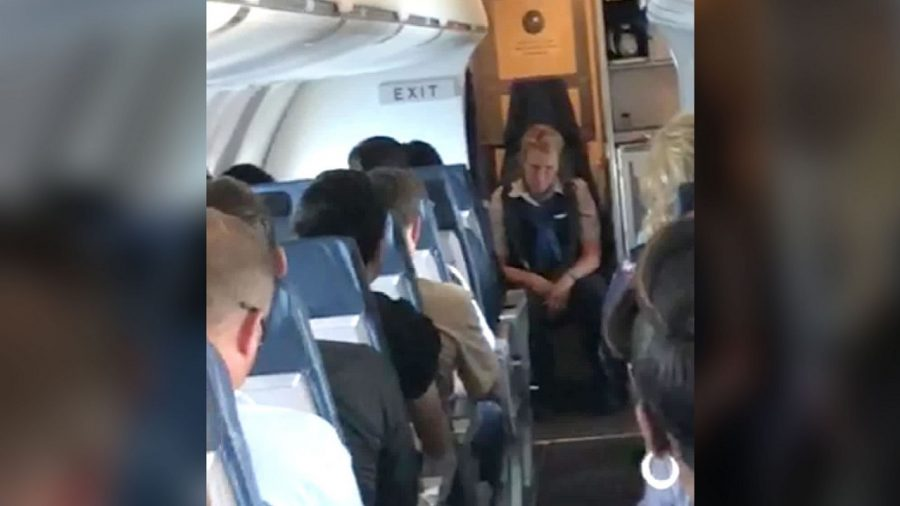 Flight Attendant Fired for Allegedly Being Drunk on the Clock