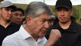 Police Storm Former Kyrgyz President's Home to Try Arrest Him, 1 Dead, 35 Injured