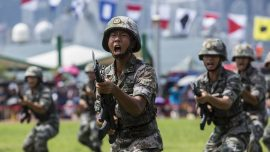 Chinese Army to Intervene in Hong Kong Protests? Local Analyst Says Not Likely