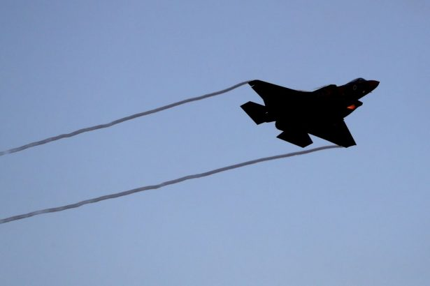 Israel Says Imminent Iranian 'Killer Drone' Attack From Syria Thwarted