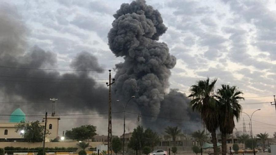 Iran denies targets hit in Syria