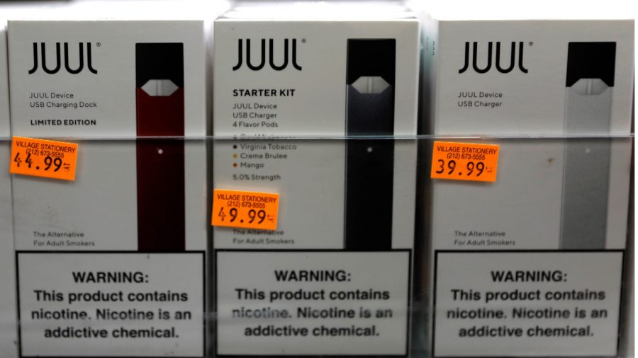 Juul Stops Sales of Fruit, Dessert Flavors of E-cigarettes, as Number of Lung-Illnesses Rise