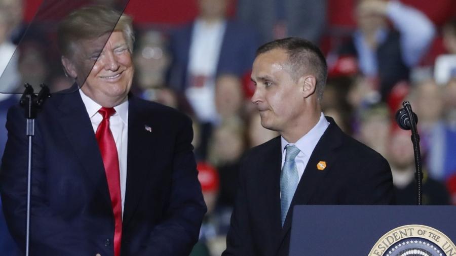 Trump Throws Support Behind Possible Lewandowski Senate Run