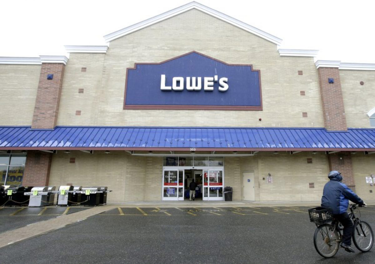 Lowe's Job Cuts