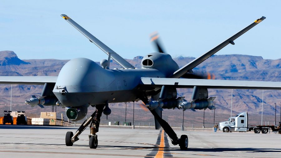 US Drone Shot Down Over Yemen: Reports
