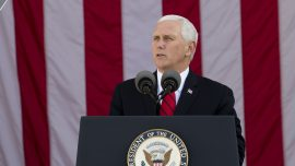 Pence Asks Beijing To Honor British-Sino Treaty Before Any Trade Deal
