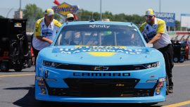 NASCAR Rejects Ads From Various Gun Retailers, Citing a 'Gradual Shift in Position on Guns'