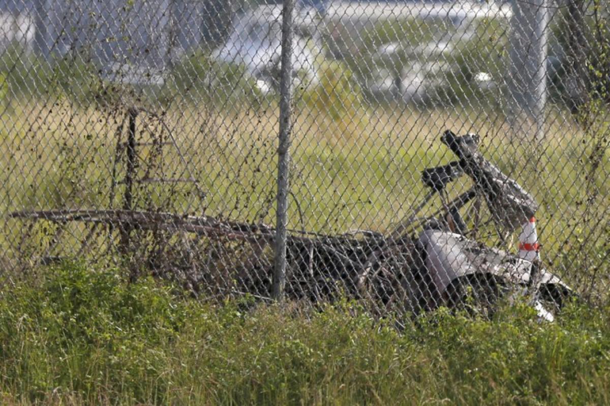 Nancy Parker plane crash