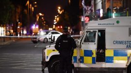 Police: 'Lucky to Be Alive' After Hoax Bomb Lured Them to Explosion; Northern Ireland